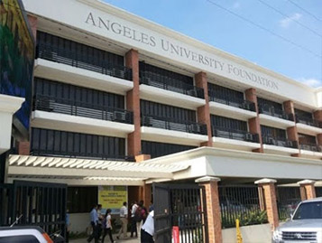 MBBS in Angeles University Foundation Building