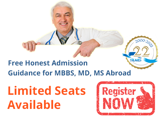 Admission Advisor Limited Seats Available