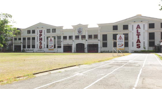 University of Perpetual Help, Philippines Building